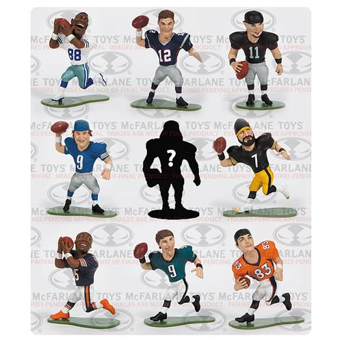 NFL Small Pros Series 1 Mini-Figure 4-Pack