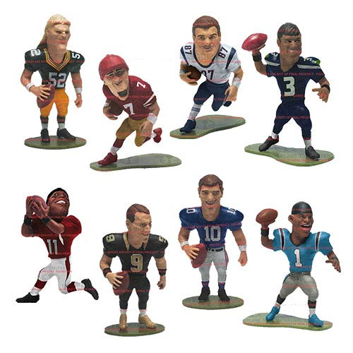NFL Small Pros Series 2 Mini-Figure Display Box