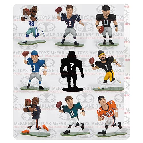 NFL Small Pros Series 3 Mini-Figure 4-Pack