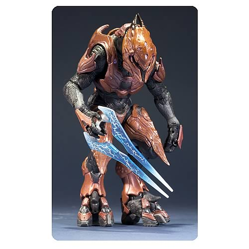 Halo 4 Series 1 Elite Zealot Action Figure 1