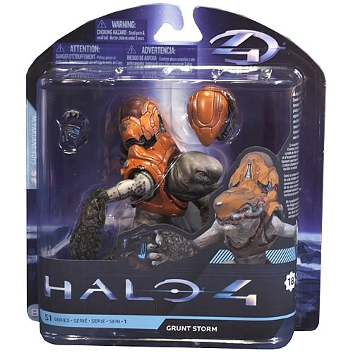 Halo 4 Series 1 Storm Grunt Action Figure