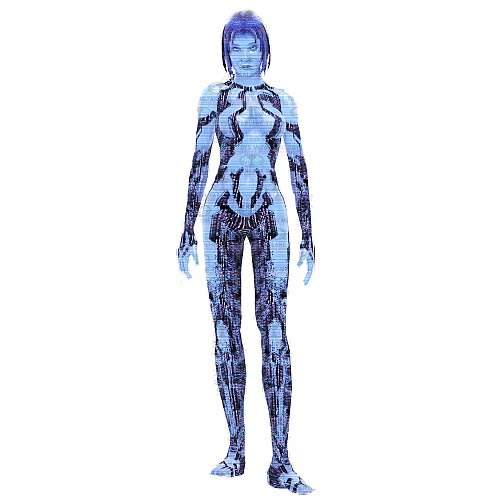 Halo 4 Series 1 Cortana Action Figure