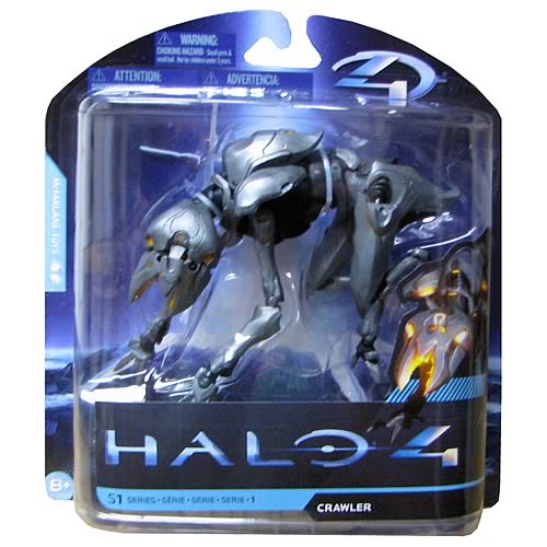 Halo 4 Series 1 Crawler Action Figure