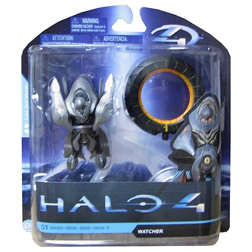 Halo 4 Series 1 Watcher Action Figure
