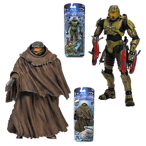 Halo 2014 Action Figure Set