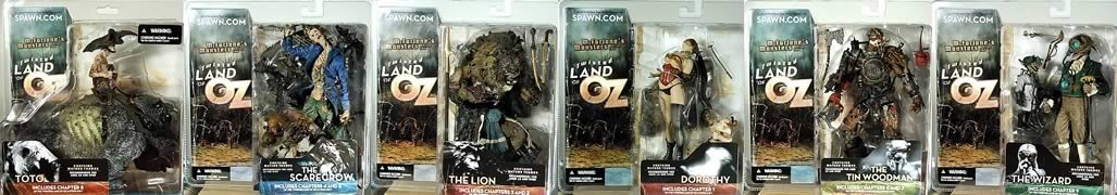 McFarlane`s Monsters Series 2