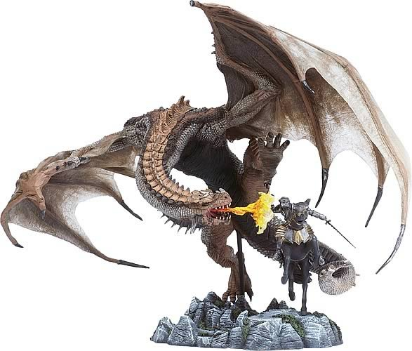 McFarlane Dragons Series 1 Deluxe Box Set
