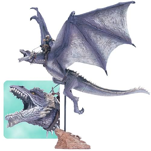 McFarlane Eternal Clan Dragon Deluxe Box Set
