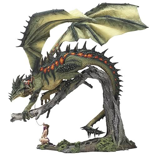 McFarlane Dragon Box Set Series #4