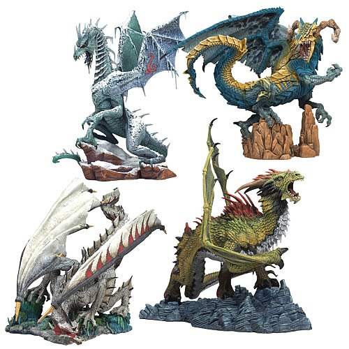 McFarlane Dragons Series 7 Action Figure Case