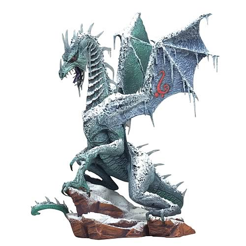 McFarlane Dragons Series 7 Ice Dragon Figure