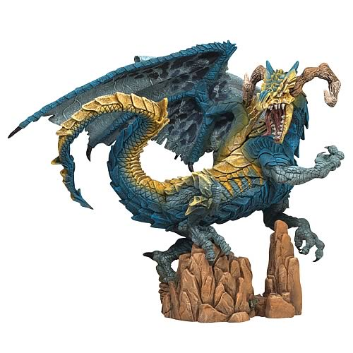 McFarlane Dragons Series 7 Warrior Dragon Figure