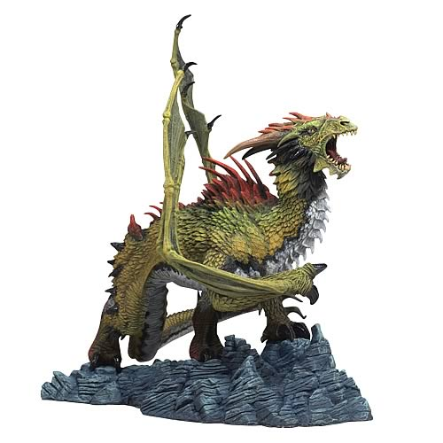 McFarlane Dragons Series 7 Fire Dragon Figure