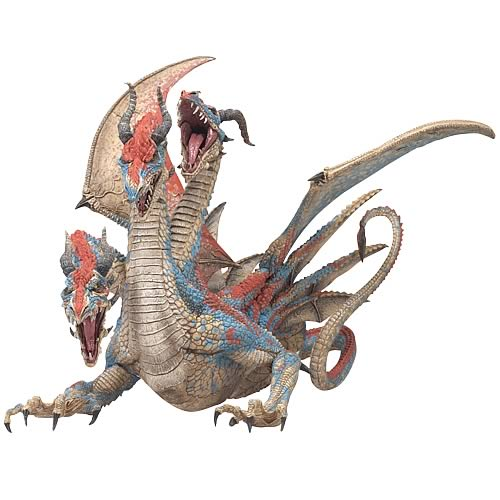 McFarlane Hydra Dragon Clan 12-Inch Action Figure