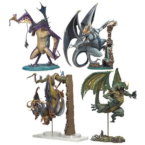 McFarlane Dragons Series 8 Set