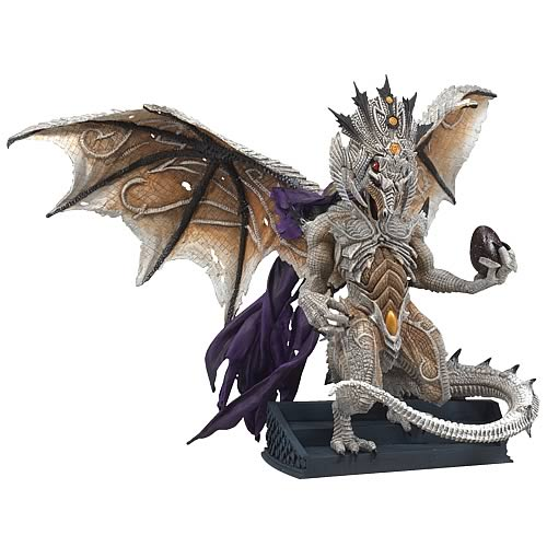 McFarlane's Fantasy King Draako Figure Box Set