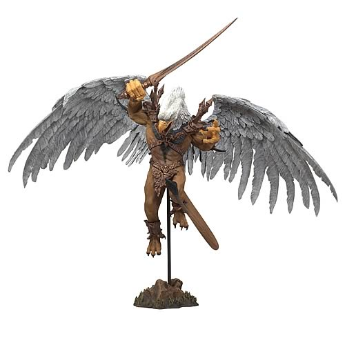 McFarlane's Fantasy Griffin Figure Box