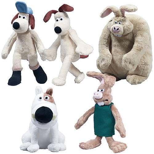 Wallace & Gromit Beanies Set