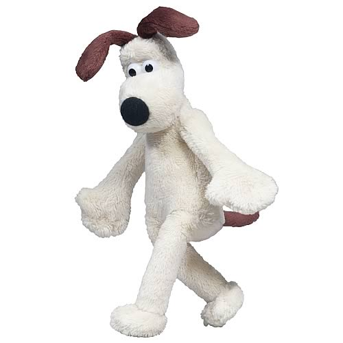 Wallace And Gromit Toys : Wallace gromit beanie mcfarlane toys