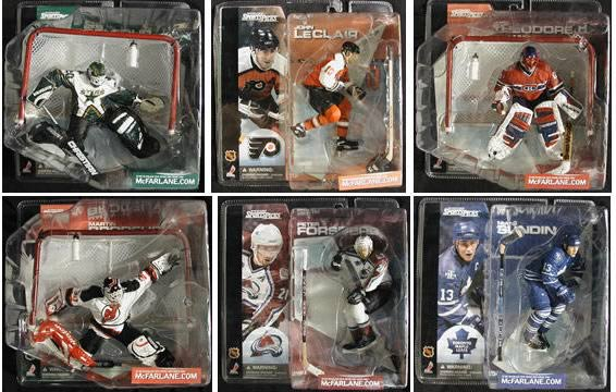 NHL Hockey (Series 1) Figures