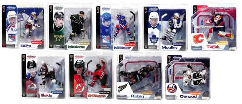 NHL (Series 3) Figures