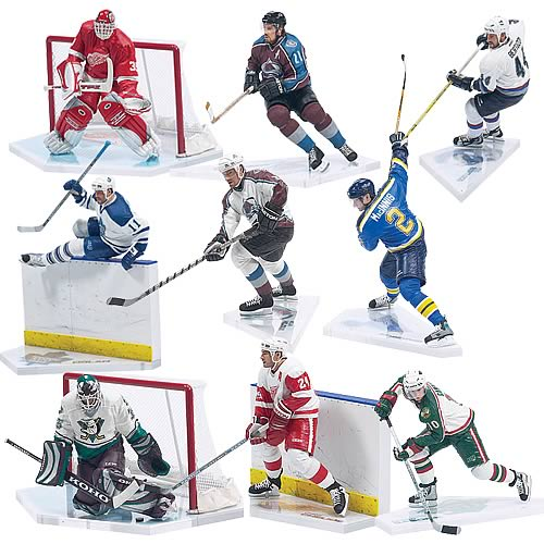 NHL Series 7 Figures