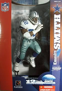 Emmit Smith 12-inch Figure