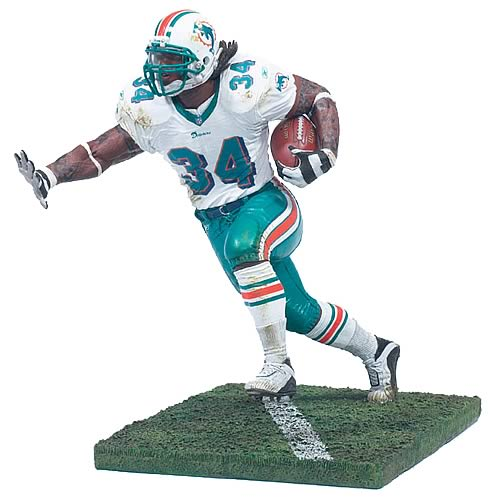 Ricky Williams 12-inch Figure