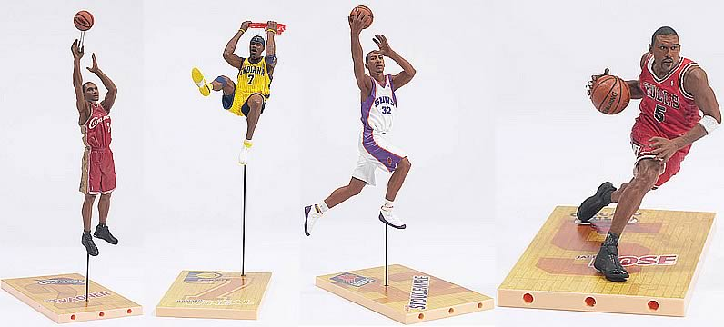 NBA (Series 4) Figures