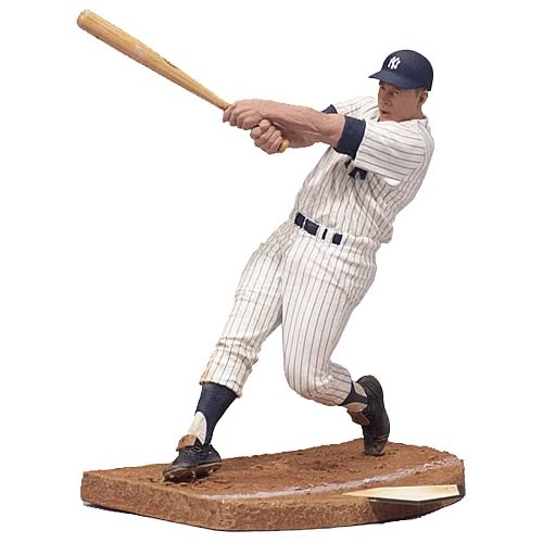 Cooperstown Collector Edition Mickey Mantle Action Figure