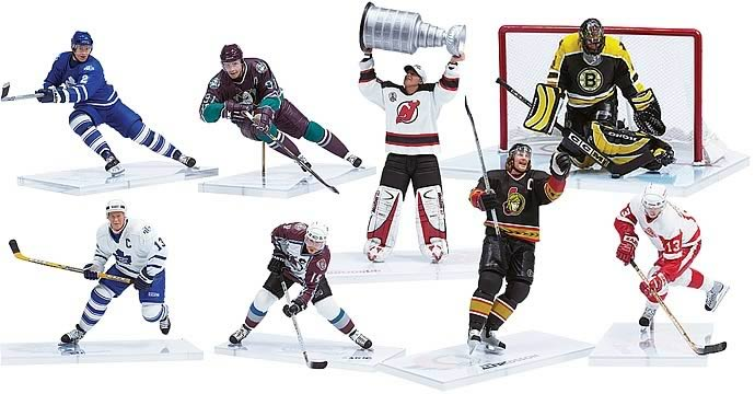 NHL Series 9 Action Figure Case