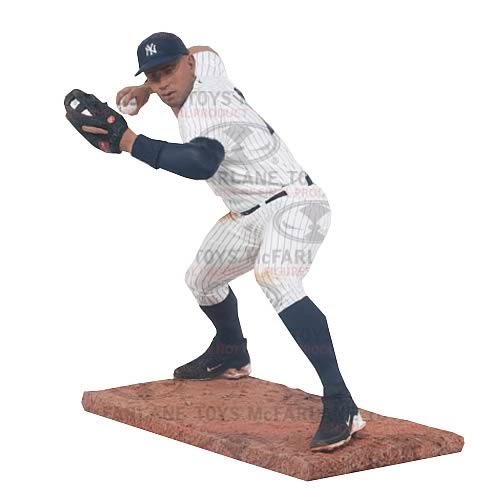 MLB Series 29 Alex Rodriguez 6 Action Figure
