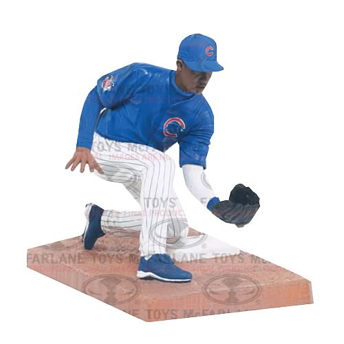 MLB Series 29 Starlin Castro Action Figure