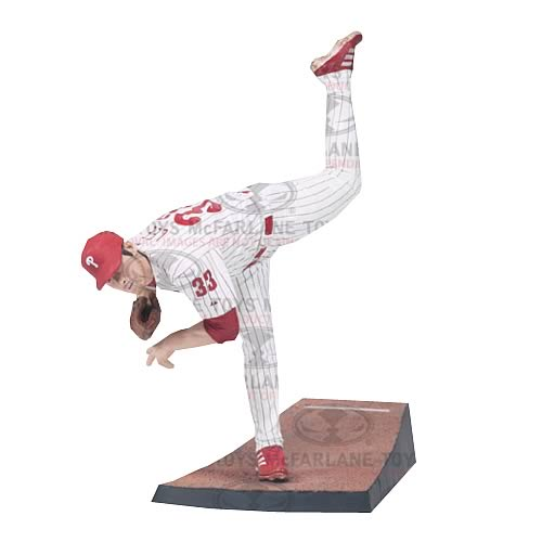 MLB Series 29 Cliff Lee Action Figure