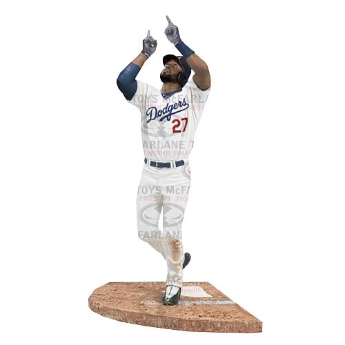 MLB Series 29 Matt Kemp Action Figure