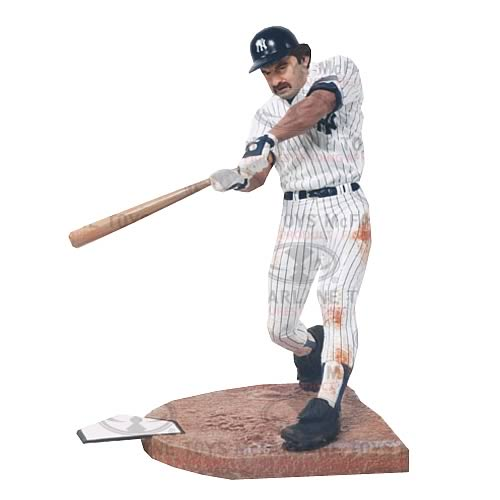 MLB Series 29 Thurman Munson 2 Action Figure