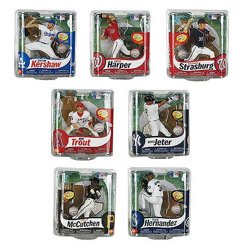 MLB Series 31 Revision 1 Action Figure Case
