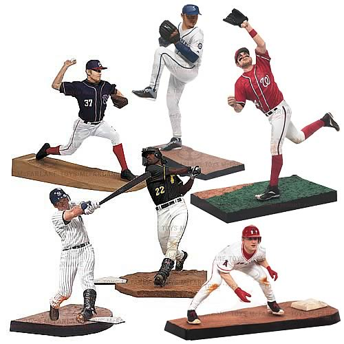 MLB Series 31 Action Figure Case