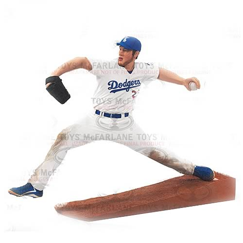 MLB Series 31 Clayton Kershaw Action Figure