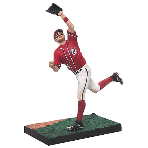 MLB Series 31 Bryce Harper Action Figure