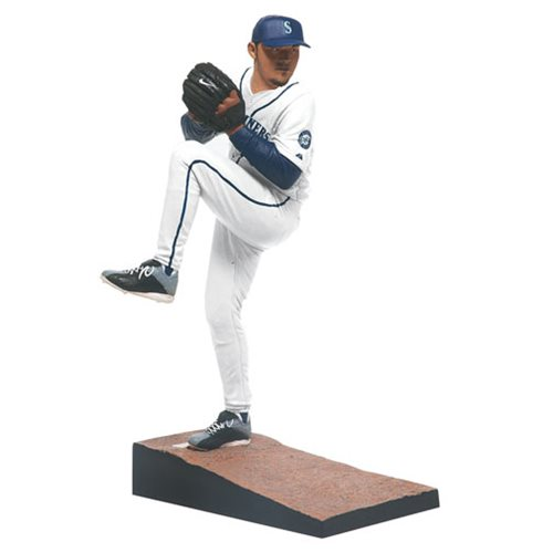 MLB Series 31 Felix Hernandez Action Figure