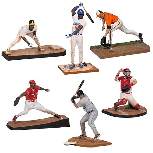 MLB Series 32 Action Figure Case