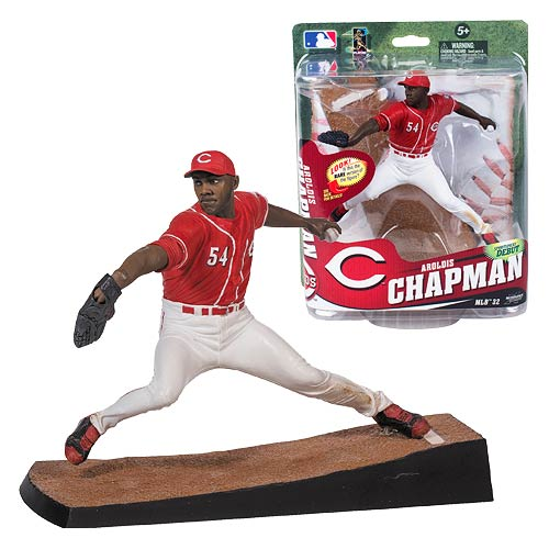 MLB Series 32 Aroldis Chapman Action Figure