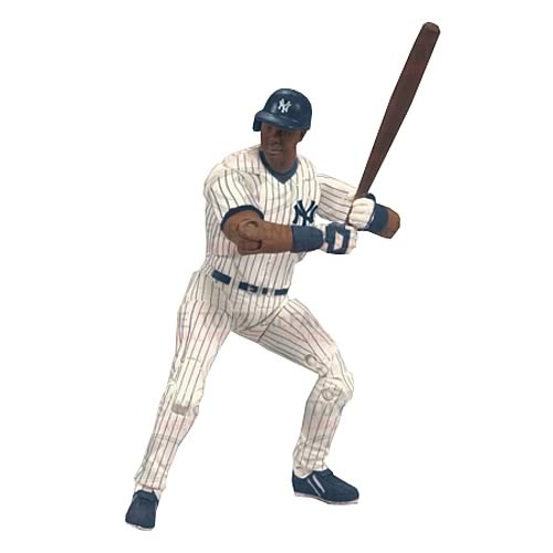 MLB Playmakers Series 3 Robinson Cano Action Figure