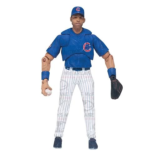 MLB Playmakers Series 3 Starlin Castro Action Figure