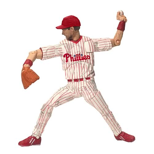 MLB Playmakers Series 3 Cliff Lee Action Figure