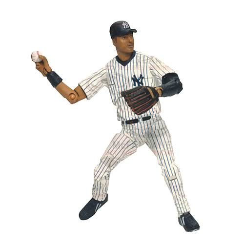 MLB Playmakers Series 3 Derek Jeter Action Figure