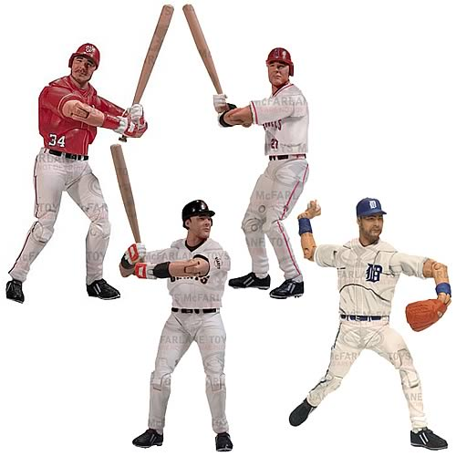 MLB Playmakers Series 4 Action Figure Case