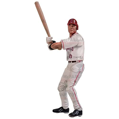 MLB Playmakers Series 4 Mike Trout Action Figure