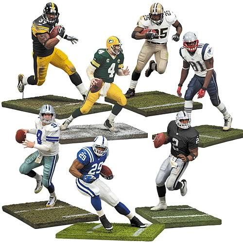 NFL 2008 Wave 1 Action Figure Case
